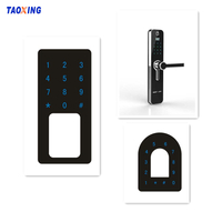 Customizable New Intelligent Touch Sensor Touch Switch Crystal Glass Panel