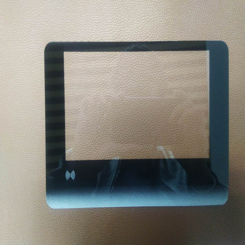 Custom Display Touch Cover Lens Tempered Glass