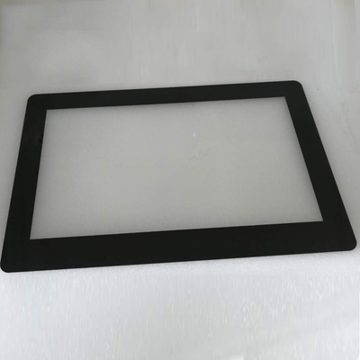 Flat Front Cover Touch Screen Tempered Glass Panel For Device