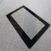Custom Touch Screen Overlays Tempered Glass For Electronic Equipment